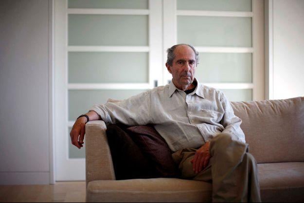 Philip Roth en 2010.