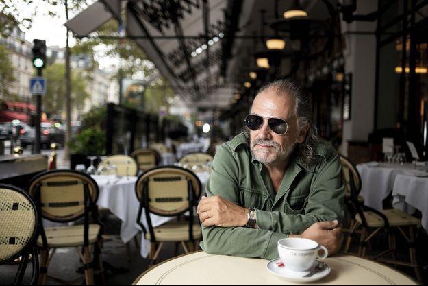 Simon Liberati : lignes de vices