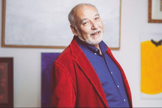 """Tahar Ben Jelloun : """"Moi, musulman, j'ai peint pour une église catholique"""""""