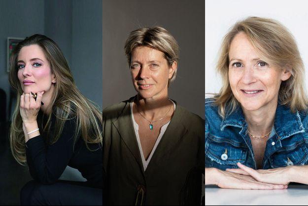 Diane Ducret, Sandrine Collette, Gaëlle Nohant
