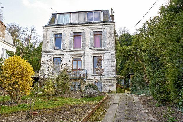 25 ter, route des Gardes, la dernière demeure de Céline.
