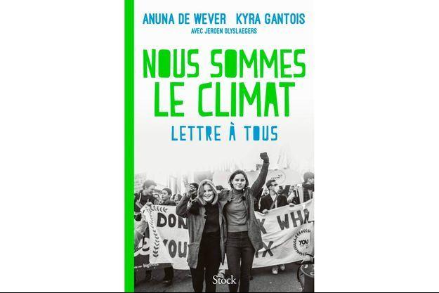 """""""Nous Sommes le climat"""", d'Anuna de Wever et Kyra Gantois."""