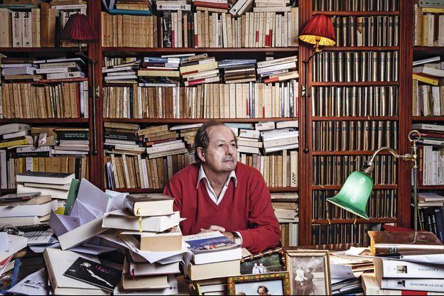 Jean-Marie Rouart.