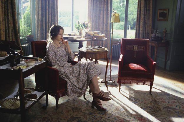 "Nicole Kidman incarne Virginia Woolf dans ""The Hours"""