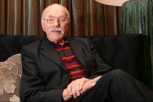 William Vance en 2007.