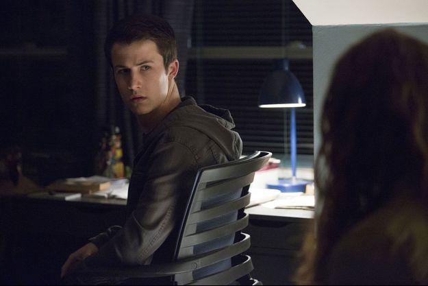 Dylan Minnette (Clay Jensen).