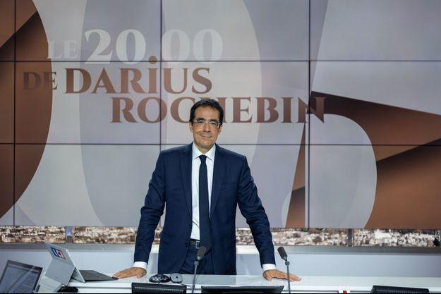 Darius Rochebin a rejoint LCI cet été.