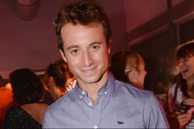 Hugo Clément en novembre 2017.