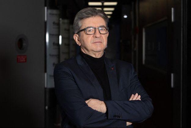 Jean-Luc Mélenchon en novembre 2020.