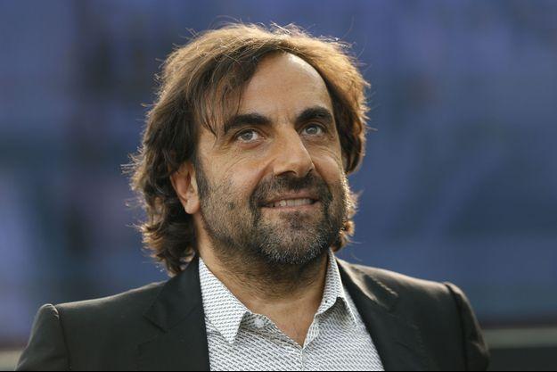André Manoukian à Paris en septembre 2014.