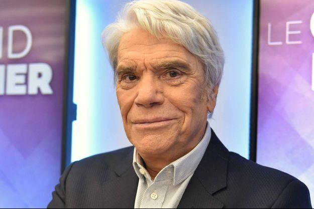 Bernard Tapie en 2019.