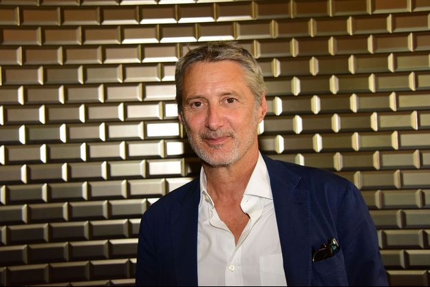 Antoine de Caunes en juillet 2019.