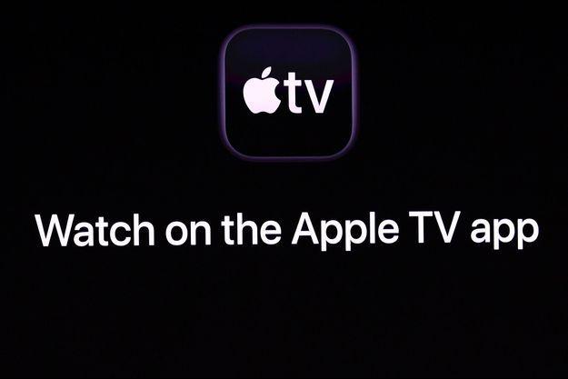 Apple TV+ a été présenté mardi par Tim Cook, le PDG de la marque à la pomme.