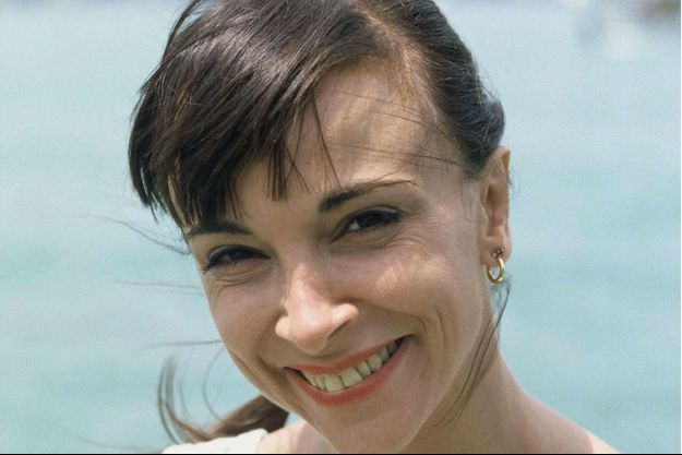 Ariane Carletti en 1993.