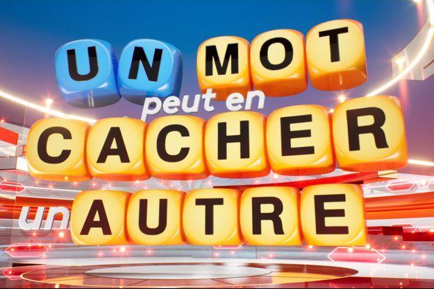 """Le jeu """"Un mot peut en cacher un autre"""" ne va pas revenir sur France 2 à la rentrée."""