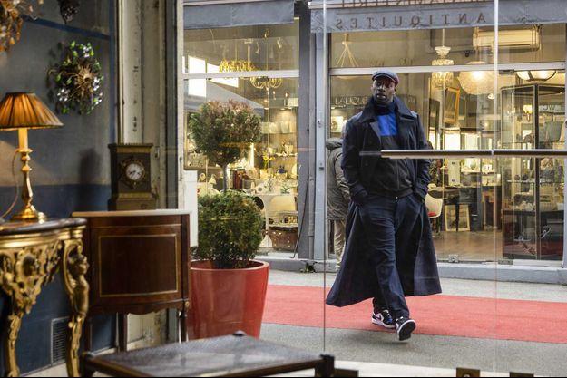 Omar Sy sera Arsène Lupin dans une adaptation contemporaine des aventures du gentleman cambrioleur.