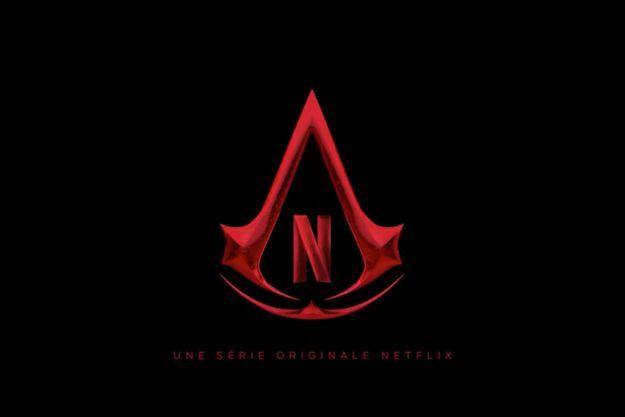 """Le teaser annonçant la série """"Assassin's Creed"""" de Netflix."""