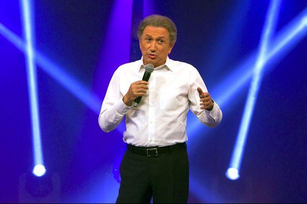 Michel Drucker en 2017.