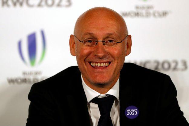 Bernard Laporte en septembre 2017.