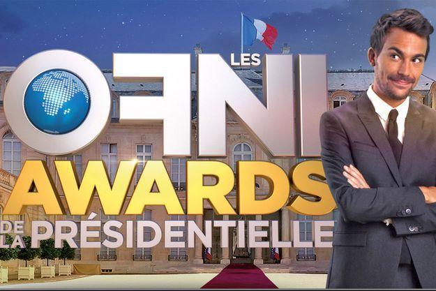 """Bertrand Chameroy est de retour en prime avec """"OFNI""""."""