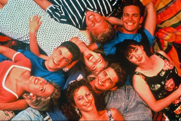 """Le casting de """"Beverly Hills""""."""