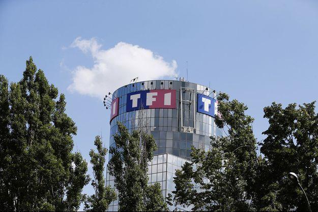La tour TF1 à Boulogne-Billancourt.
