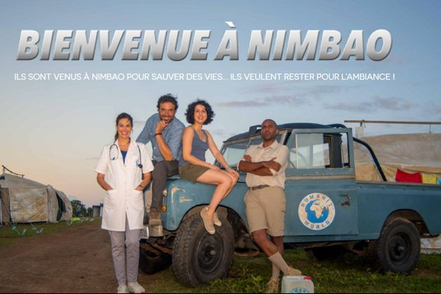 """""""Bienvenue à Nimbao"""" pourrait devenir une série."""