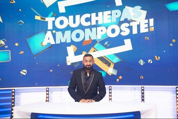 """Cyril Hanouna dans """"Touche pas à mon poste""""."""