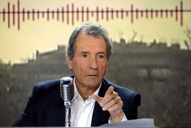 Jean-Jacques Bourdin en mars 2019.