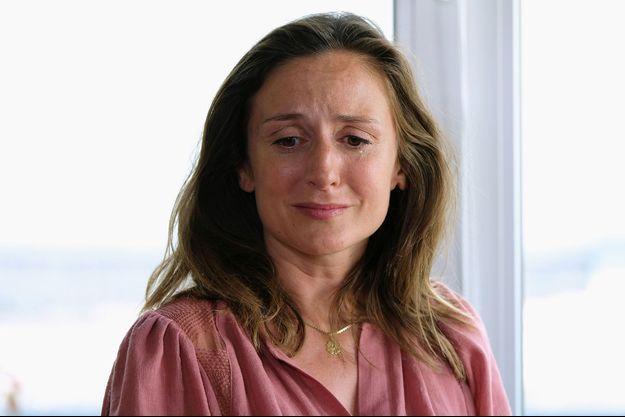 Camille Chamoux dans le rôle de Sabine.