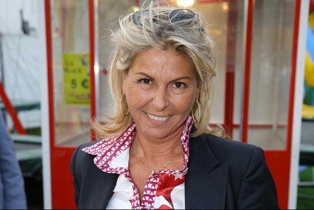 Caroline Margeridon en avril 2019, à Paris.