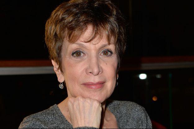 Catherine Laborde, en décembre 2015.