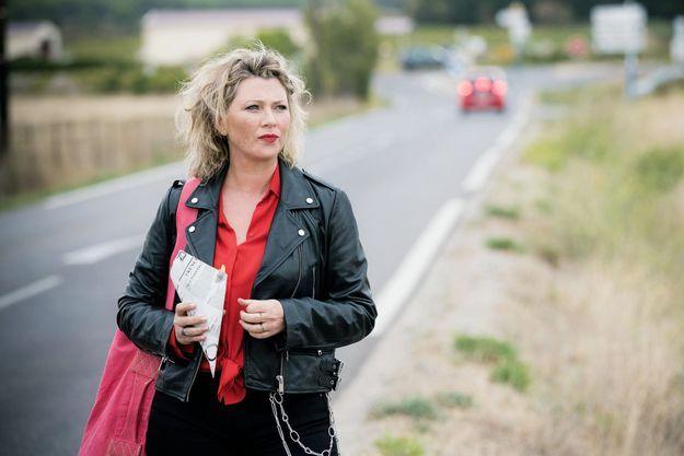 Cécile Bois reprend le rôle de Candice Renoir dans une 8e saison.