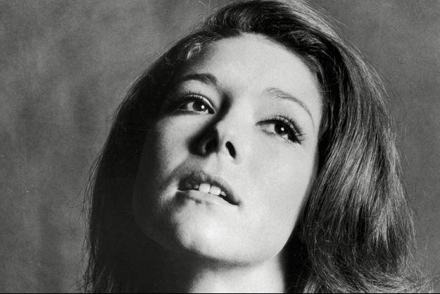 Diana Rigg en 1969.