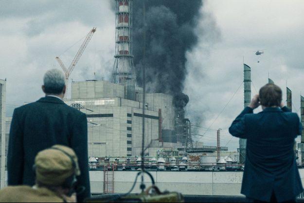 """Des images de la série HBO """"Chernobyl""""."""
