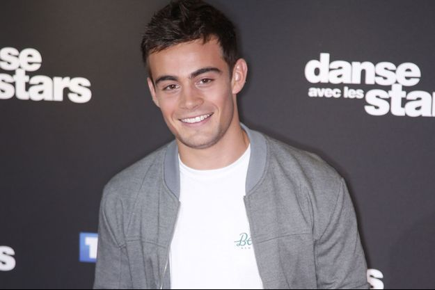 """Clément Rémiens lors du photocall de la saison 9 de l'émission """"Danse avec les stars"""", le 11 septembre 2018."""