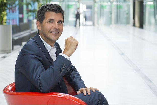 """Thomas Sotto quitte """"Complément d'enquête""""."""