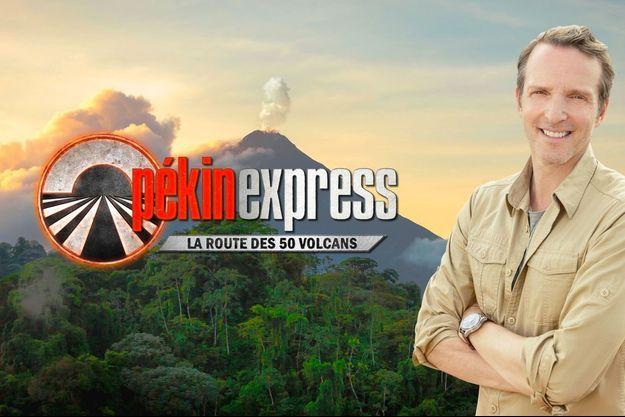"""La saison 12 de """"Pékin Express : la route des 50 volcans"""" est actuellement diffusée sur M6."""
