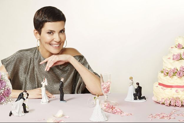 """La nouvelle émission de Cristina Cordula """"Mission mariage"""" débute lundi sur M6."""