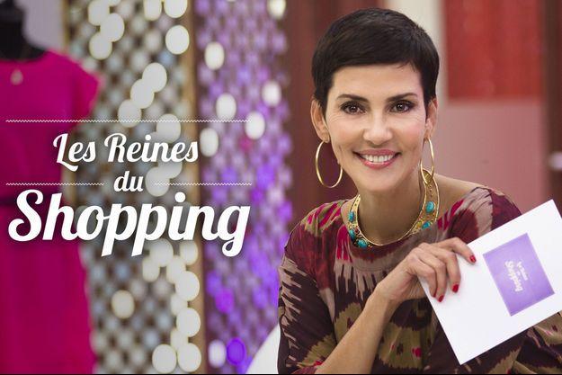 """Les inédits des """"Reines du Shopping"""" avec l'intraitable Cristina Cordula débutent lundi."""