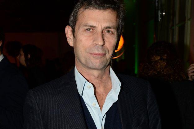 Frédéric Taddeï à Paris, en janvier 2016.