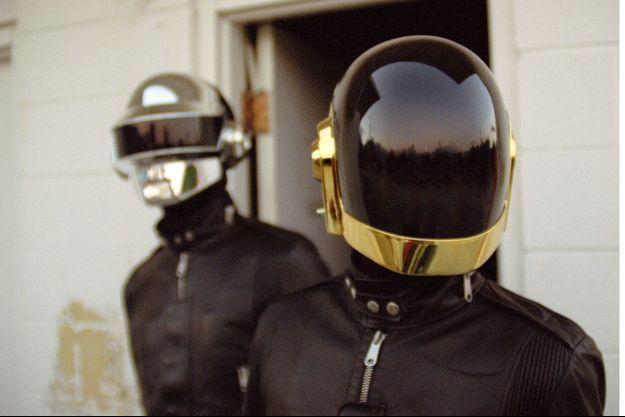 """Canal+ diffuse à partir du 24 juin 2015 un documentaire sur le groupe """"Daft Punk"""""""
