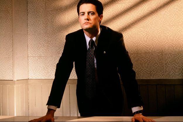 """Kyle MacLachlan reprendrait du service dans la troisième saison de """"Twin Peaks""""."""