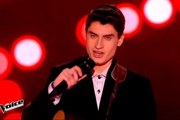 "Le talent de showman de David Thibault lui permettra-t-il de remporter la finale de ""The Voice"" samedi ?"