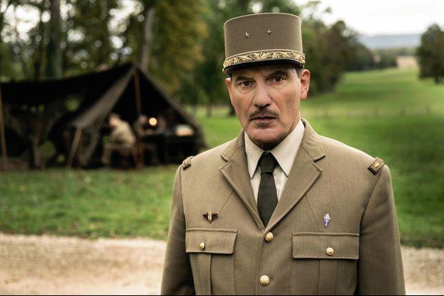 Samuel Labarthe incarne de Gaulle dans « L'éclat et le secret