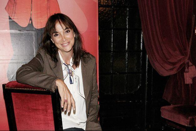 Ariane Carletti, en 2007