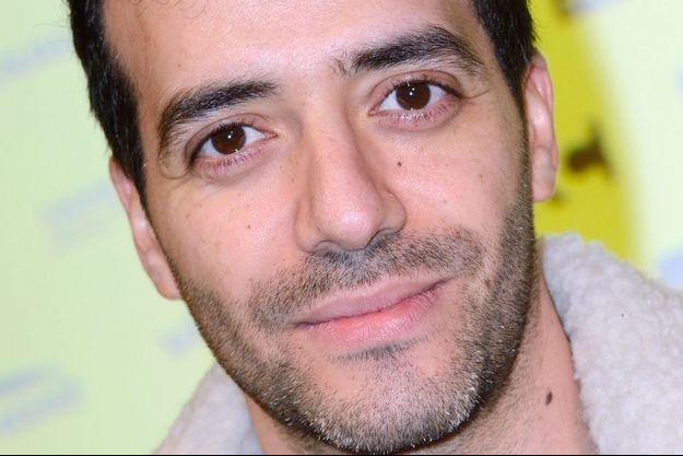 Tarek Boudali, en mars 2018 à Paris.