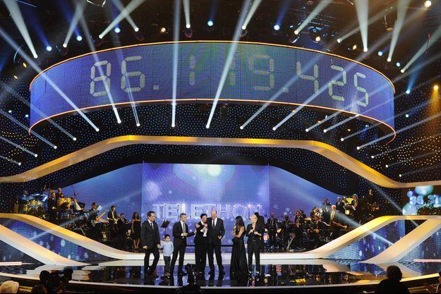 Le Téléthon 2011.