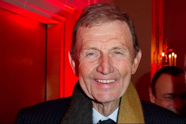 Etienne Mougeotte, le 8 février 2012.
