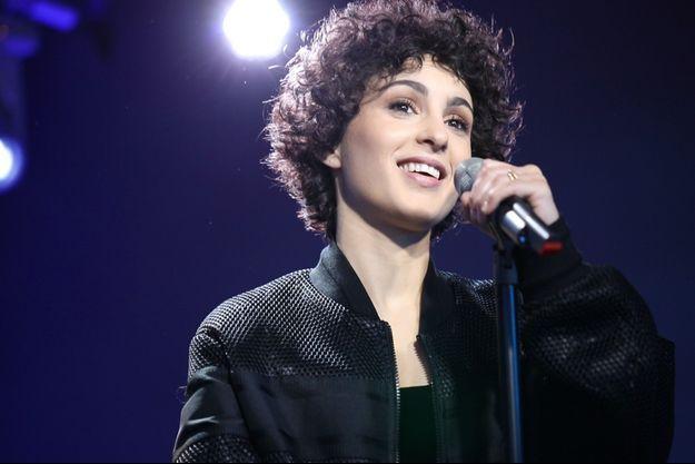 """Barbara Pravi représente la France à l'Eurovision 2021 avec """"Voilà""""."""
